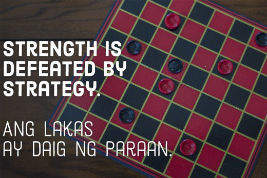 Strength by Strategy